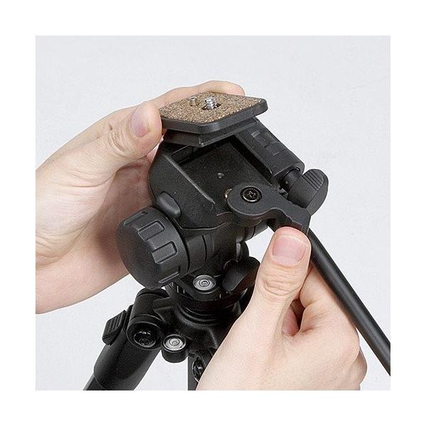 三脚 一眼レフ カメラ ビデオカメラ 150cm 三脚(即納) sanwadirect 15