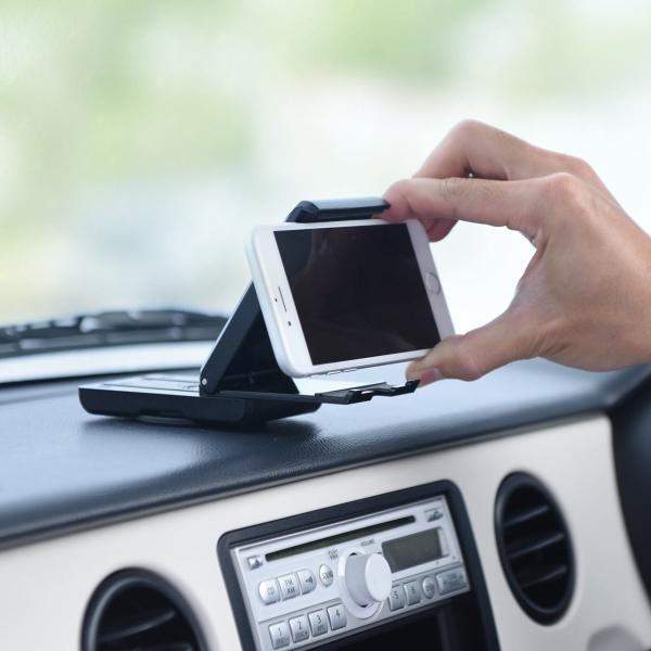 スマホホルダー 車載 スマホスタンド 車載ホルダー iPhone コンパクト 車 車載用品(即納)|sanwadirect|15