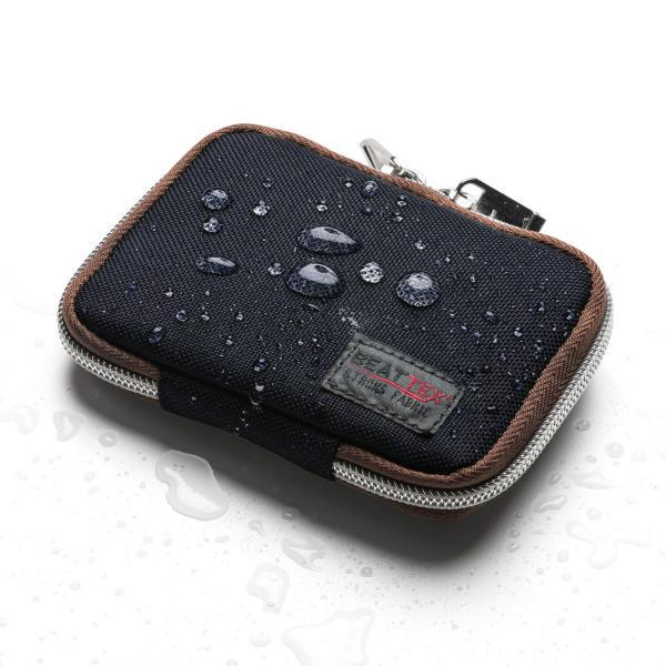 キーケース メンズ キーカバー スマートキー 鍵 収納 インテリジェント キーケース 2個 収納 車 カー用品 高耐久 おしゃれ コンパクト(即納)|sanwadirect|17