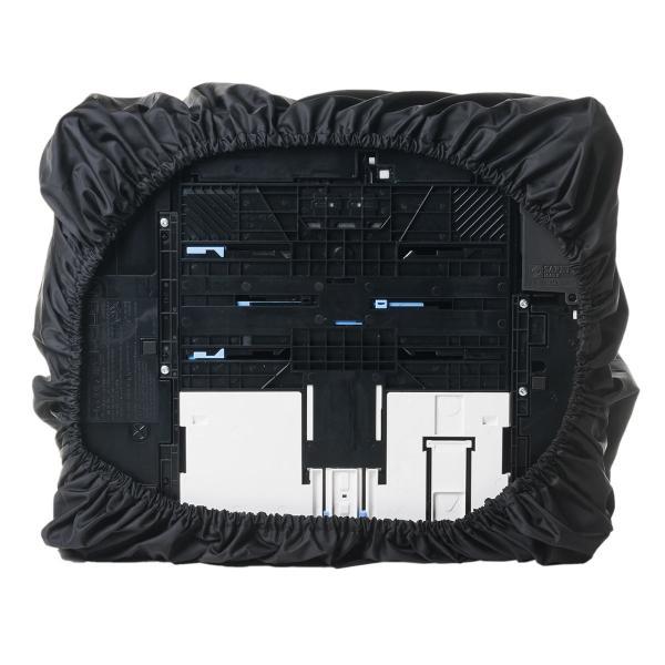 プリンタカバー ブラザー/キャノン/エプソン 防塵 撥水素材 黒 Sサイズ(即納)|sanwadirect|07