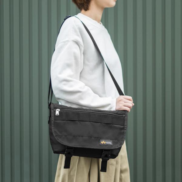 カメラバッグ 一眼レフ カメラ 大容量 ショルダー ミラーレス一眼 アルファ メッセンジャー 斜め掛け 鞄 かばん 肩掛け(即納)|sanwadirect|16