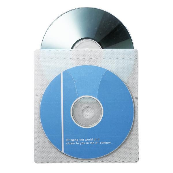 不織布ケース CDケース DVDケース 500枚(即納)|sanwadirect|07