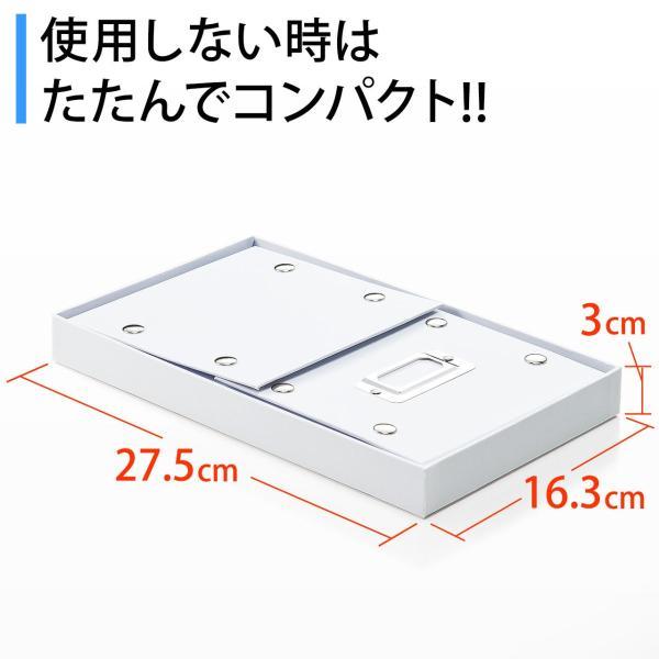 CDケース 収納 ボックス DVDケース(即納)|sanwadirect|07