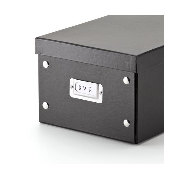 DVD収納ボックス CDケース DVDケース 3個セット(即納)|sanwadirect|02