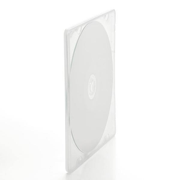 CDケース DVDケース スリム 収納ケース 25個セット(即納)|sanwadirect|10
