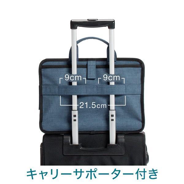 ノートパソコン ケース 11.6インチ インナーバッグ タブレット A4 2WAYバッグ バック PCバッグ(即納) sanwadirect 11
