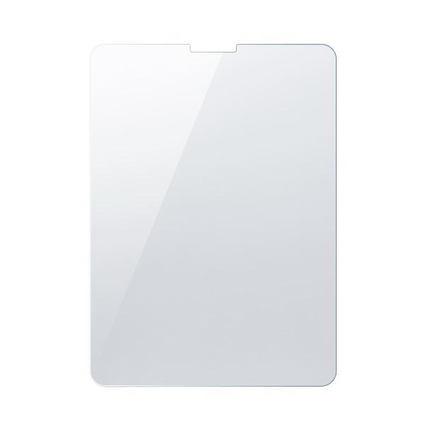 iPad Pro フィルム 2018 11インチ フィルム 画面 保護 強化ガラス 硬度9H ガラスフィルム(即納)|sanwadirect|12