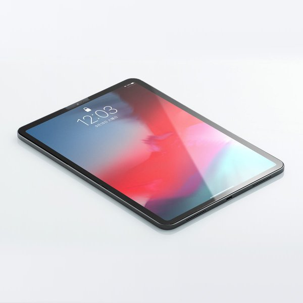 iPad Pro フィルム 2018 11インチ フィルム 画面 保護 強化ガラス 硬度9H ガラスフィルム(即納)|sanwadirect|09