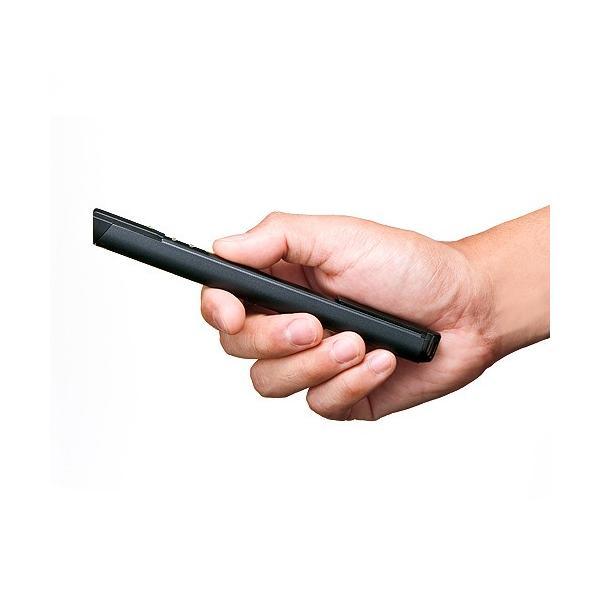 レーザーポインター グリーン レーザー パワーポイント Bluetooth 4.0 レーザーポインタ(即納)|sanwadirect|06