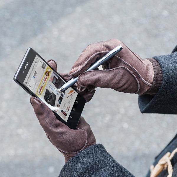 タッチペン スマートフォン/タブレット iPhone/iPad 導電繊維 スタイラスペン(即納)|sanwadirect|07