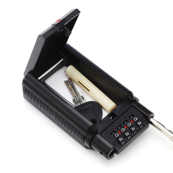 キーボックス 鍵 収納 BOX ダイヤル式 キーバンカー(即納)|sanwadirect|11