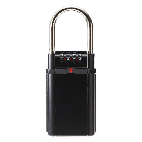 キーボックス 鍵 収納 BOX ダイヤル式 キーバンカー(即納)|sanwadirect|14