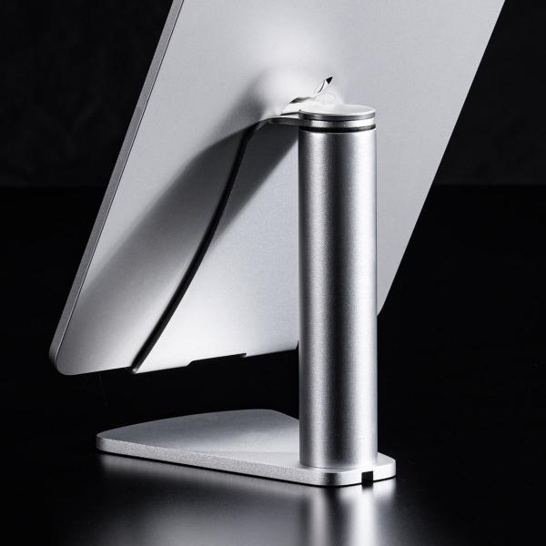 iPad タブレット アルミスタンド 卓上 iPad対応(即納)|sanwadirect|13