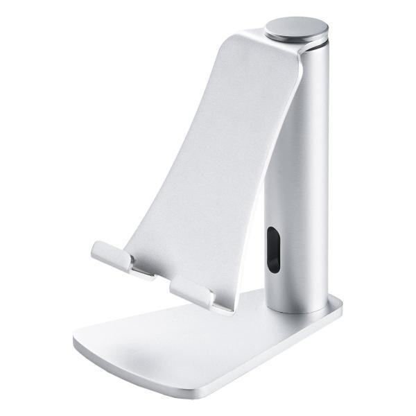 iPad タブレット アルミスタンド 卓上 iPad対応(即納)|sanwadirect|14