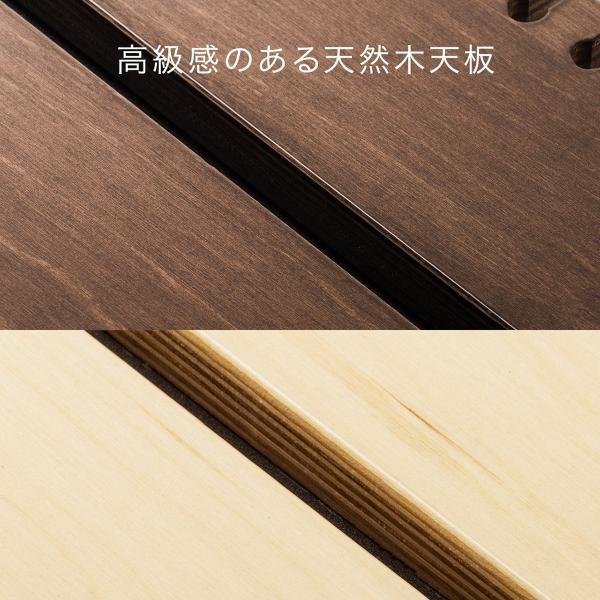 充電スタンド サイドテーブル 壁寄せ ベット ソファー サイド(即納)|sanwadirect|08