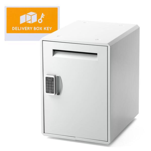 宅配ボックス 戸建て用 大容量 50リットル ネコポス便対応 カード式解錠 宅配ロッカー|sanwadirect|20