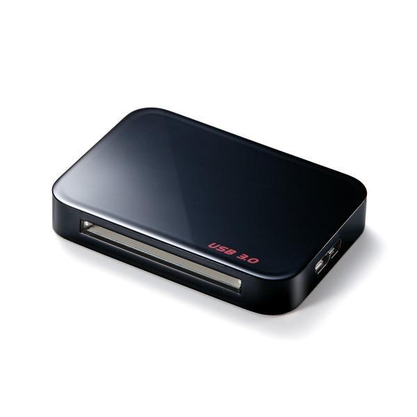 カードリーダー コンパクト CFカード microSD SDカード コンパクトフラッシュ(即納)|sanwadirect|13