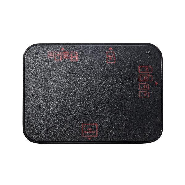 カードリーダー コンパクト CFカード microSD SDカード コンパクトフラッシュ(即納)|sanwadirect|10