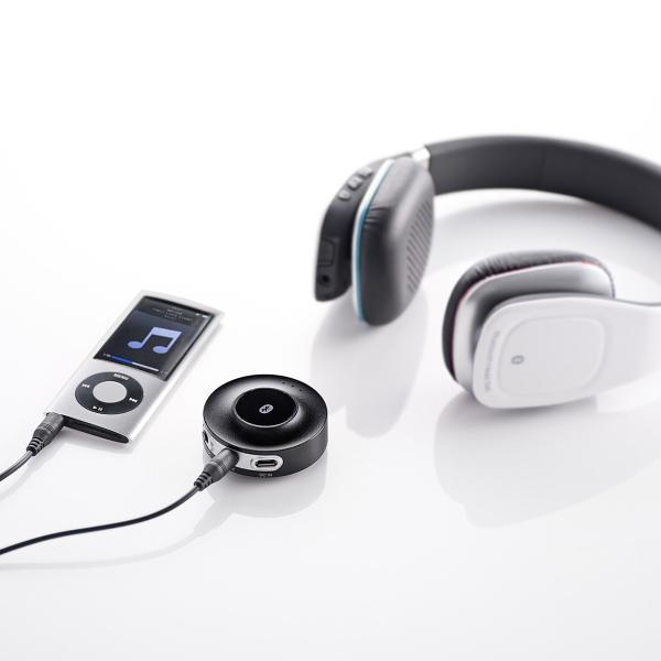 Bluetooth 送信機 ブルートゥース トランスミッター 2台同時(即納)|sanwadirect|12
