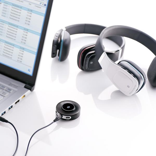 Bluetooth 送信機 ブルートゥース トランスミッター 2台同時(即納)|sanwadirect|09