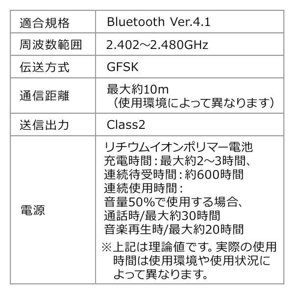自動車用 ハンズフリー 通話 車載用品 車載ハンズフリー 長時間 通話 Bluetooth iPhone スマホ 自動車用 車中泊グッズ ブルートゥース(即納) sanwadirect 14
