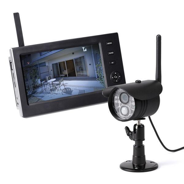 防犯カメラ 家庭用 ワイヤレス 屋外 監視カメラ 屋外 バレット 防水|sanwadirect|19