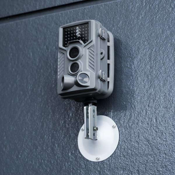 防犯カメラ 屋外 ワイヤレス 監視カメラ 家庭用 暗視 防水 電池式(即納)|sanwadirect|16