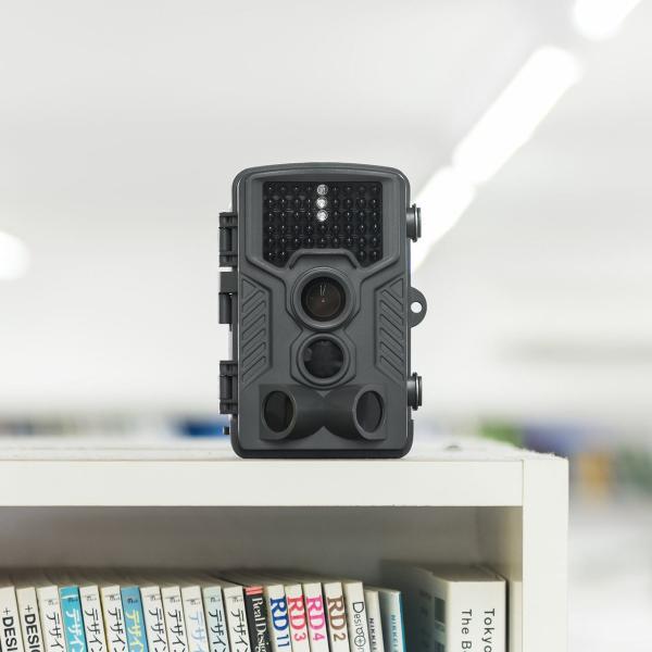 防犯カメラ 屋外 ワイヤレス 監視カメラ 家庭用 暗視 防水 電池式(即納)|sanwadirect|18