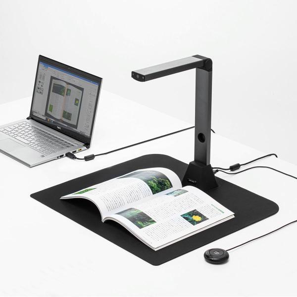 スタンドスキャナー A3 A4 ドキュメント スキャナー USB書画カメラ スタンドスキャナ A3対応 ブックスキャナー sanwadirect 20