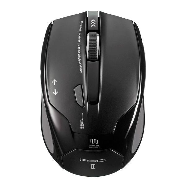 ワイヤレスマウス マウス 無線 ブルーLED 5ボタン(即納)|sanwadirect|10