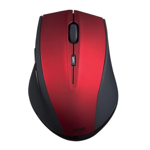 マウス ワイヤレス 無線 静音 5ボタン|sanwadirect|13