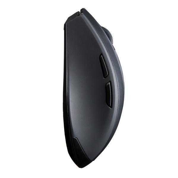 マウス ワイヤレス 無線 静音 5ボタン|sanwadirect|07
