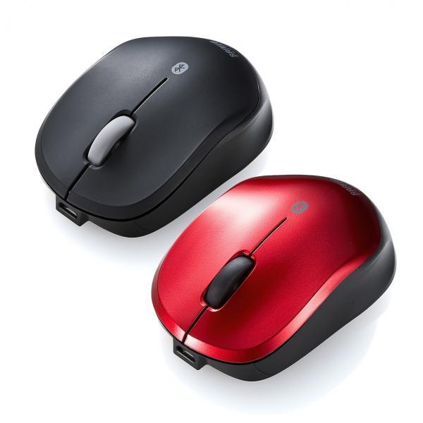 マウス ワイヤレスマウス 充電式 Bluetooth  無線マウス 小型 コンパクト 軽量 ブルートゥース 電池交換不要(即納)|sanwadirect|17