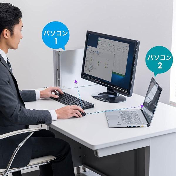 マウス ワイヤレス 無線 Bluetooth ブルートゥース(即納)|sanwadirect|04