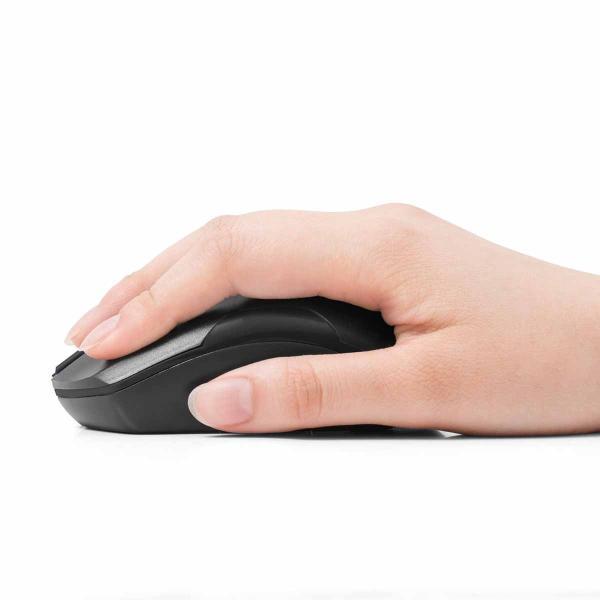 ワイヤレスマウス 無線 マウス 光学式 3ボタン 長持ち(即納)|sanwadirect|12