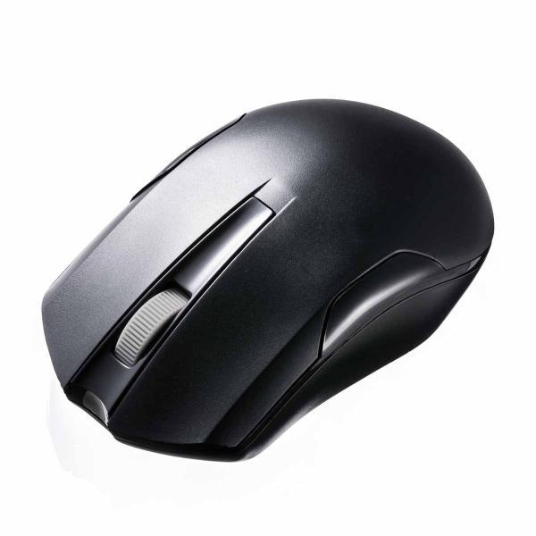 ワイヤレスマウス 無線 マウス 光学式 3ボタン 長持ち(即納)|sanwadirect|15