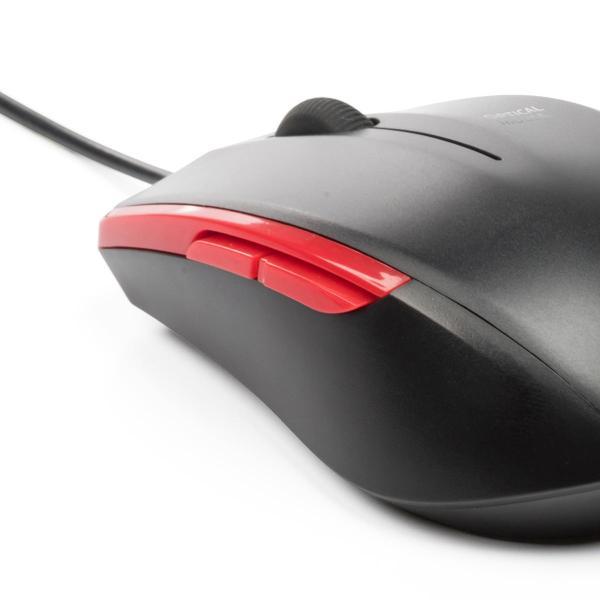 マウス 有線 静音 5ボタン(即納)|sanwadirect|12