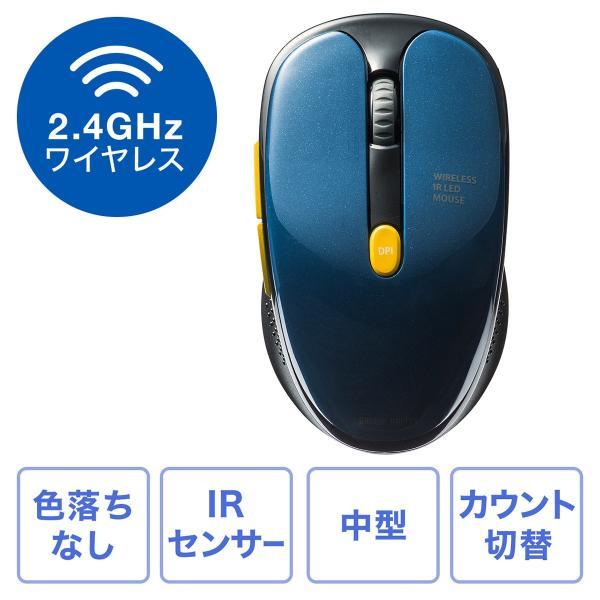 ワイヤレスマウス  静音 無線(即納)|sanwadirect|21