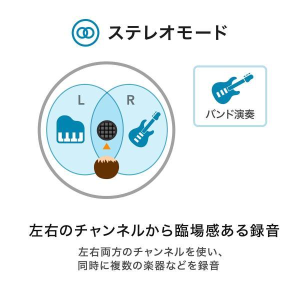 USBマイク 高音質 ハイレゾ録音 PC パソコン マイクロフォン(即納)|sanwadirect|11