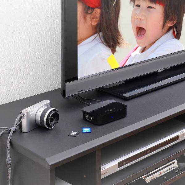 メディアプレーヤー HDMI USBメモリ SDカード(即納)|sanwadirect|13