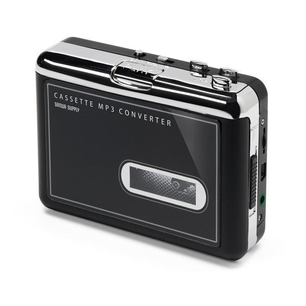 カセットテープ デジタル化 MP3 変換プレーヤー(即納)|sanwadirect|08