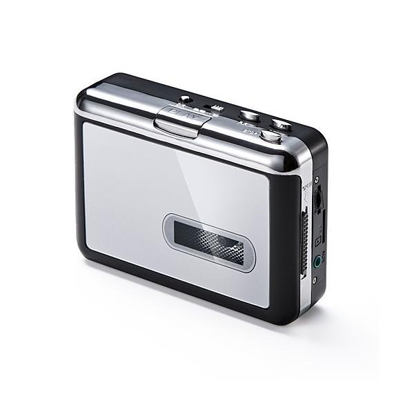カセットテープ デジタル化 microSD変換プレーヤー MP3変換(即納)|sanwadirect|13