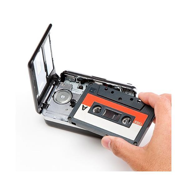 カセットテープ デジタル化 microSD変換プレーヤー MP3変換(即納)|sanwadirect|08