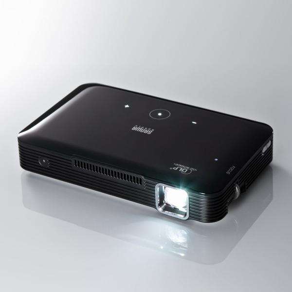 プロジェクター小型 家庭用 モバイルプロジェクター スマホ 本体 ミニプロジェクター|sanwadirect|17