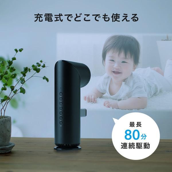 プロジェクター 小型 天井投影 micro HDMI モバイルプロジェクター ミニプロジェクター(即納)|sanwadirect|04