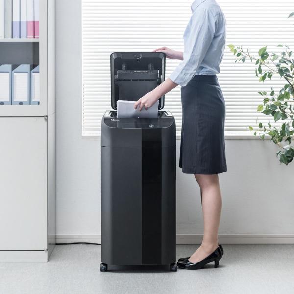 シュレッダー 業務用 大容量 自動 オートフィード 電動 オフィス|sanwadirect|19
