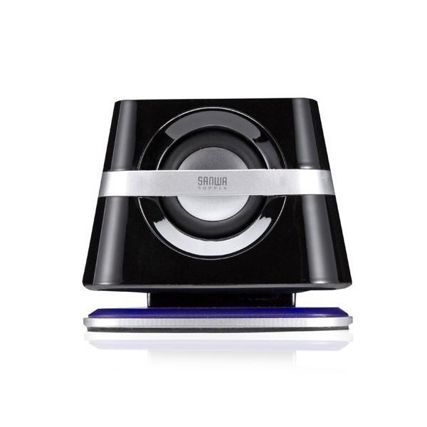 スピーカー 小型 USB PCスピーカー パソコンスピーカー コンパクト 高音質 スピーカー|sanwadirect|11