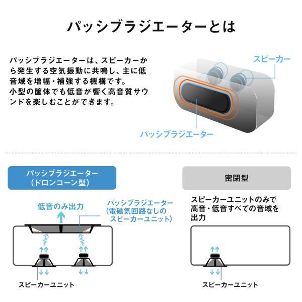 Bluetoothスピーカー 防水 ワイヤレススピーカー ブルートゥース iPhone スマホ 高音質 大音量 重低音 ポータブル(即納)|sanwadirect|10