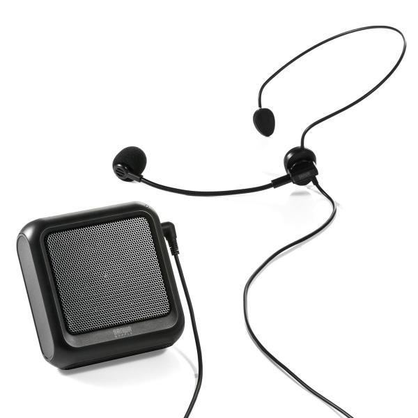 拡声器 ハンズフリー ポータブル スマホ Bluetooth ポータブル 手ぶら(即納)|sanwadirect|20