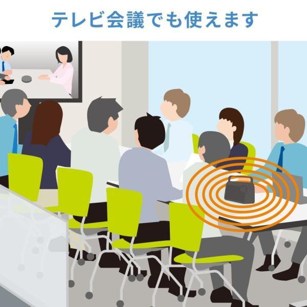 テレビスピーカー 手元スピーカー 耳元 ワイヤレス テレビ用 TV 充電式 高齢者の方(即納)|sanwadirect|13